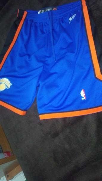 Imagen pantalón baloncesto New York Knicks