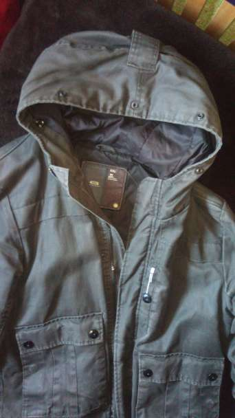 Imagen chaqueta de hombre G-Star