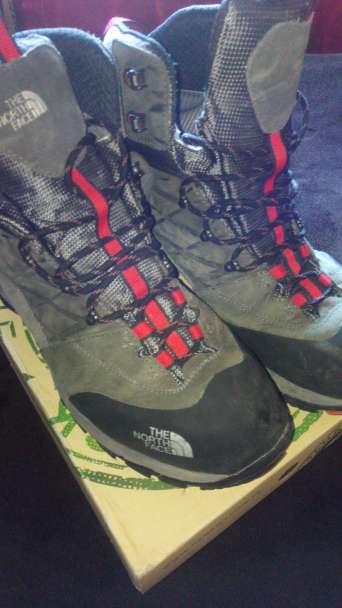 Imagen botas North Face con goretex