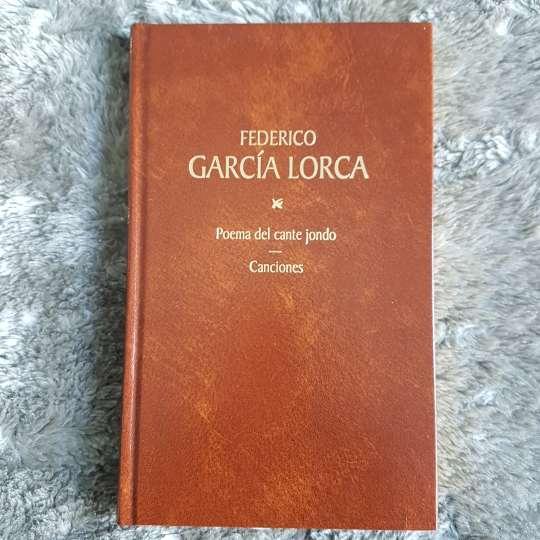 Imagen Libro poemas de Cante Jondo/Canciones