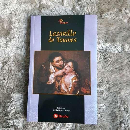 Imagen Libro Lazarillo de Tormes