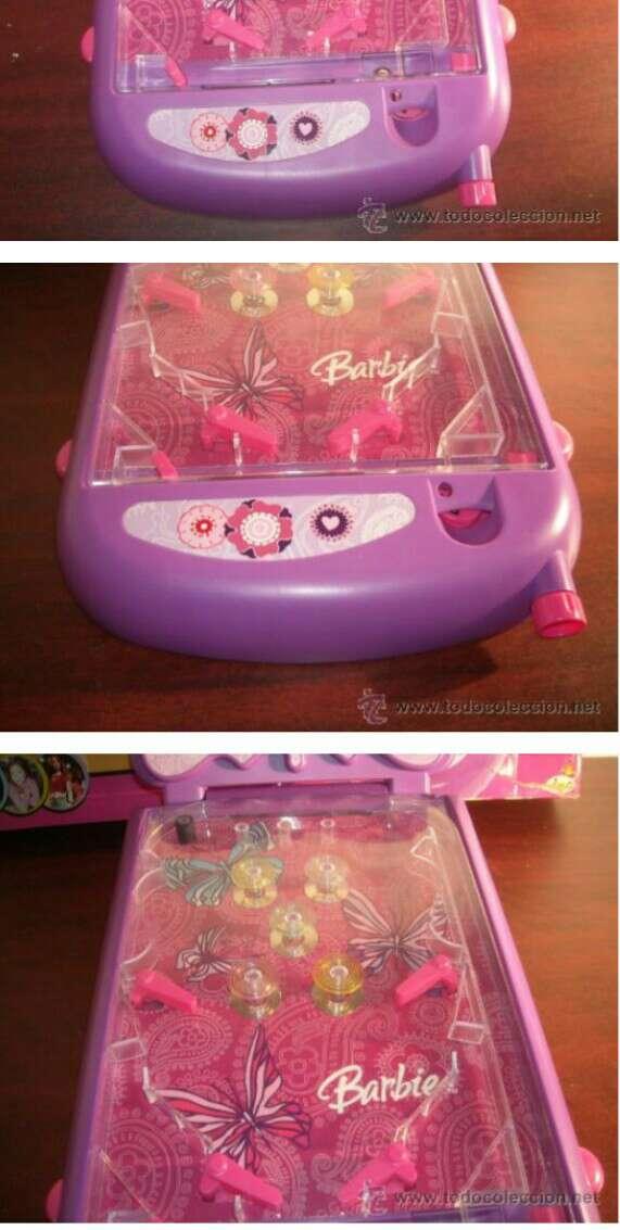 Imagen producto Barbie pinball electrónico  2