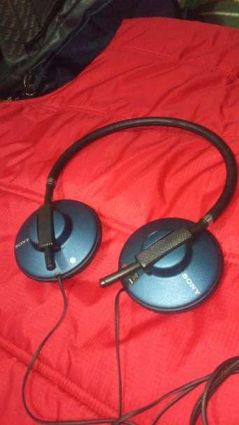 Imagen Auriculares cascos Sony