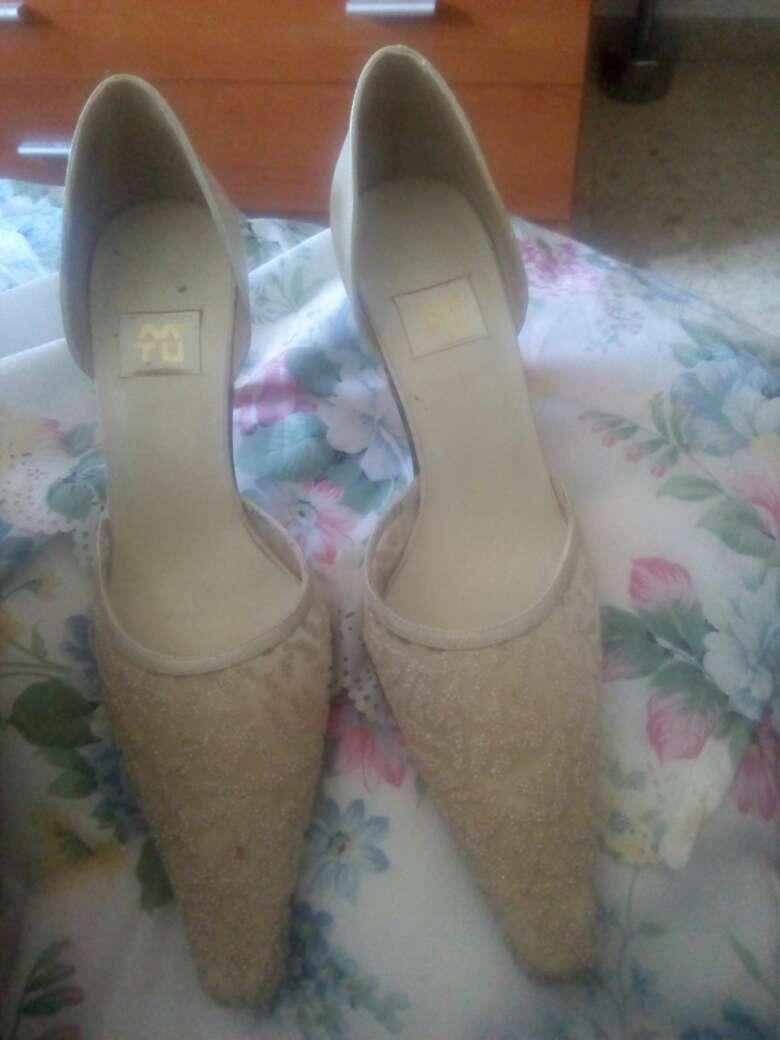 Imagen zapato de boda