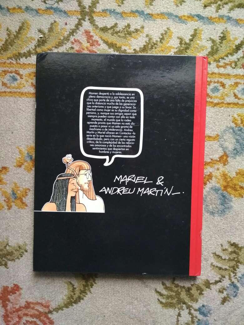 Imagen producto Libro cómic el jueves luxury Gold collection CONTACTOS  6