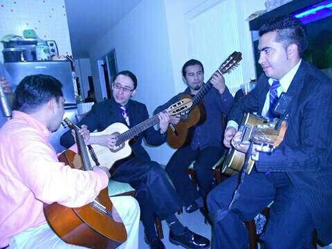 Imagen Trio Tradicional Música de Cuerda Latinoamericana. Serenatas y Show en Vivo para escenarios grandes o pequeños.