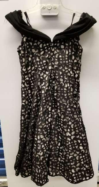 Imagen black dress / vestido negro.