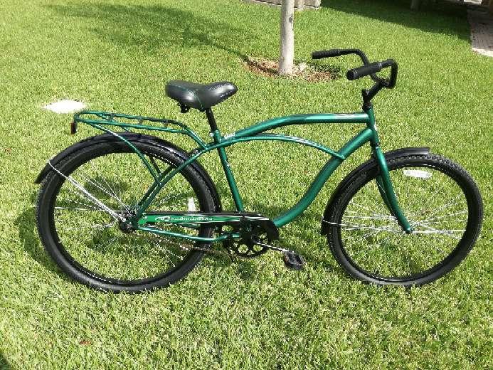 Imagen Bicicleta Custom Free Bird