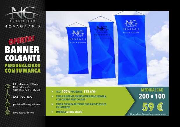 Imagen Banner publicitario