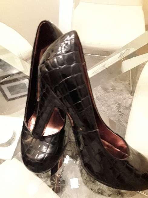 Imagen producto Zapatos de tacón de piel 2