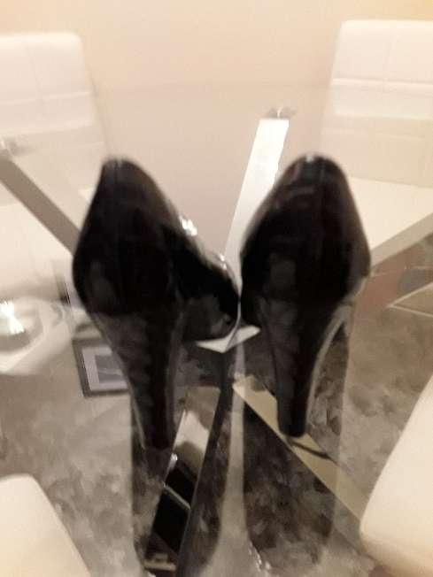 Imagen producto Zapatos de tacón de piel 3