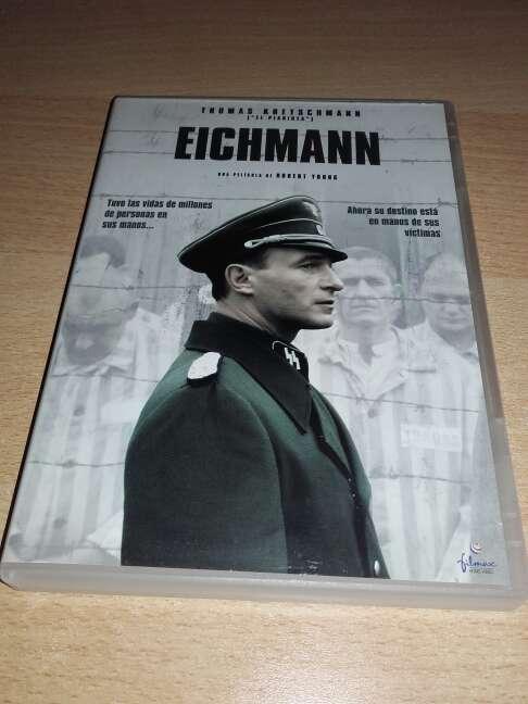 Imagen EICHMAN ( DVD )