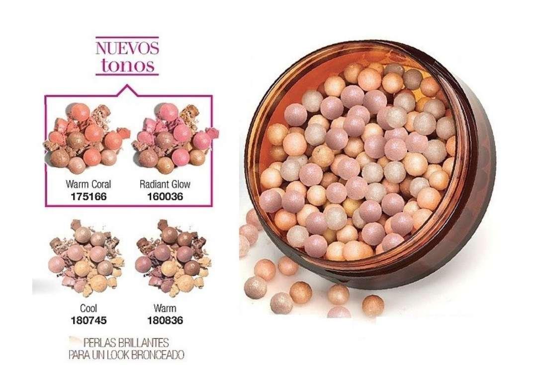 Imagen producto Perlas bronceadoras de Avon glow 3