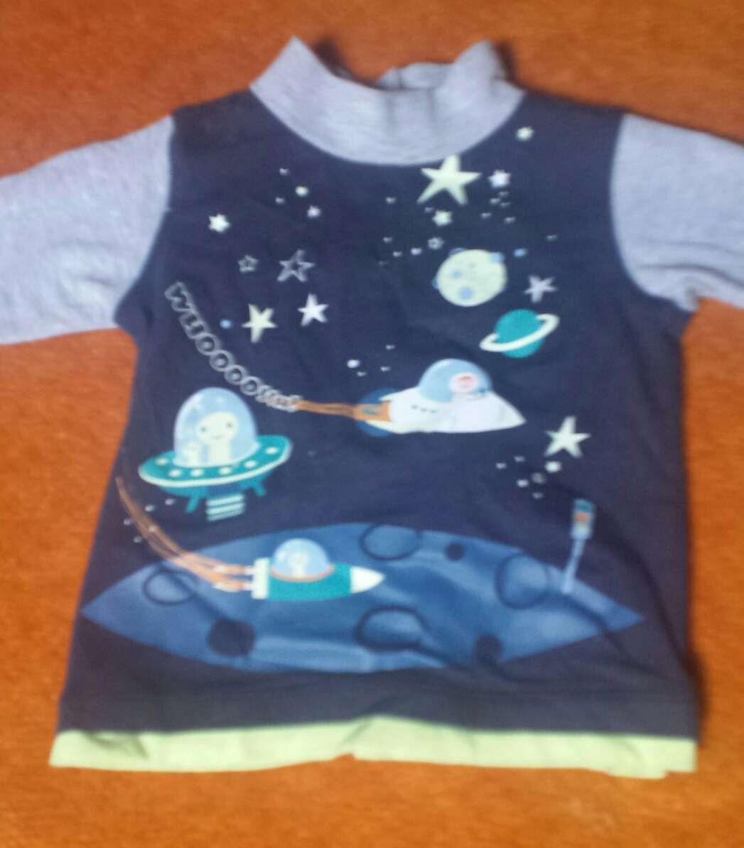 Imagen producto Camiseta Bebé  2