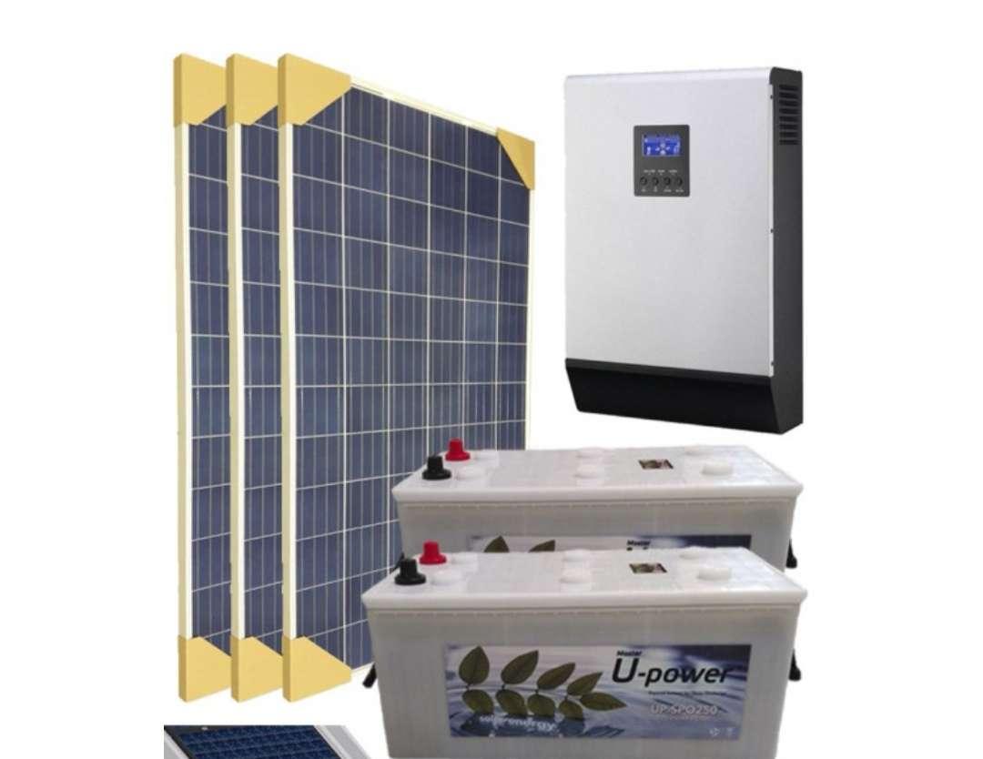 Imagen Placas solares fotovoltaicas