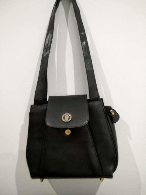 Imagen bolso mediano negro
