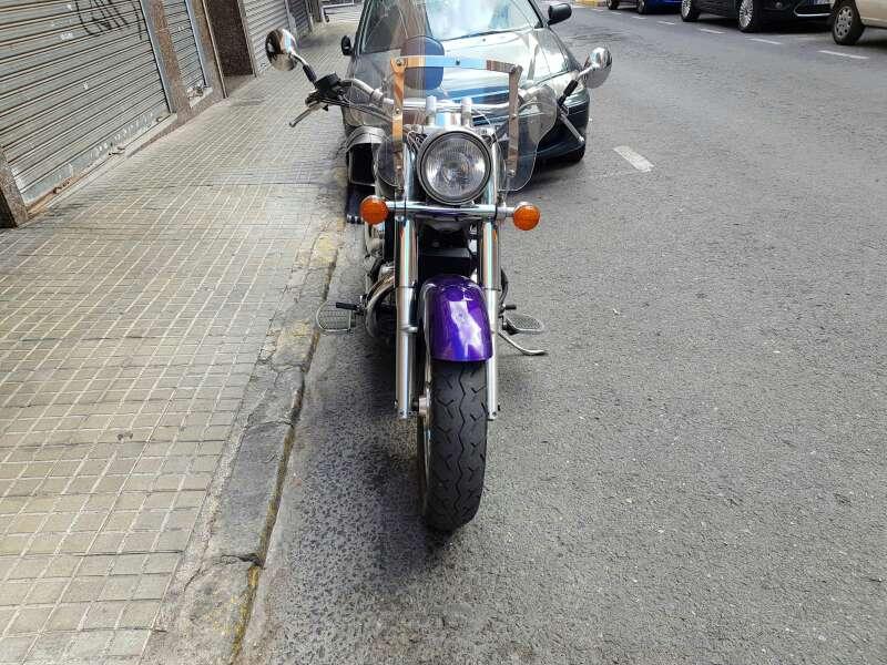 Imagen producto Honda Shadow VT750 2