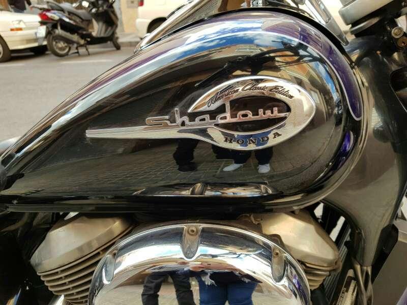 Imagen producto Honda Shadow VT750 7