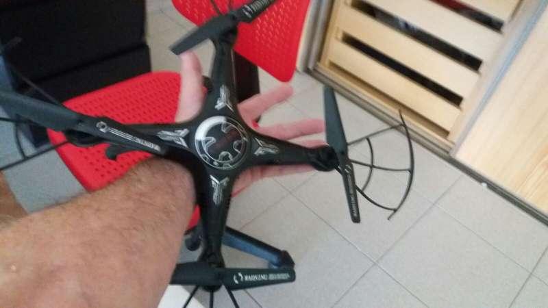 Imagen producto Dron nuevo a estrenar 2