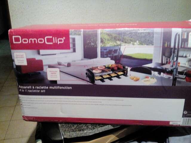 Imagen producto Raclette multifuncion domoclip 2