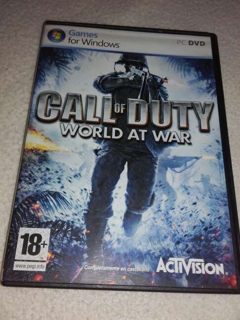Imagen producto Call of duty: world at war 1