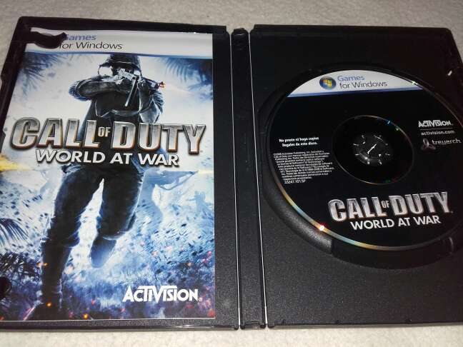Imagen producto Call of duty: world at war 3