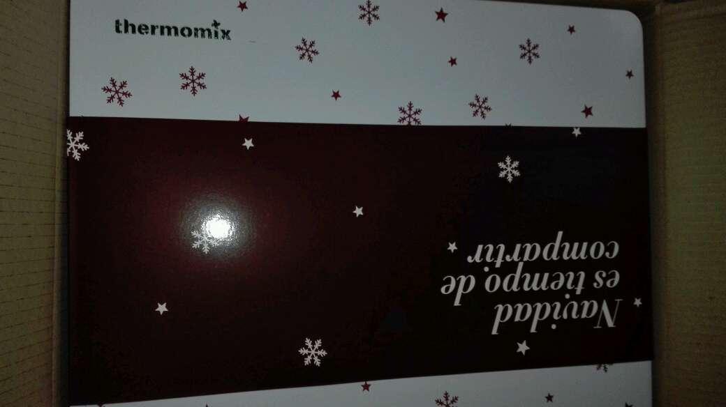 Imagen promocion Navidad Thermomix