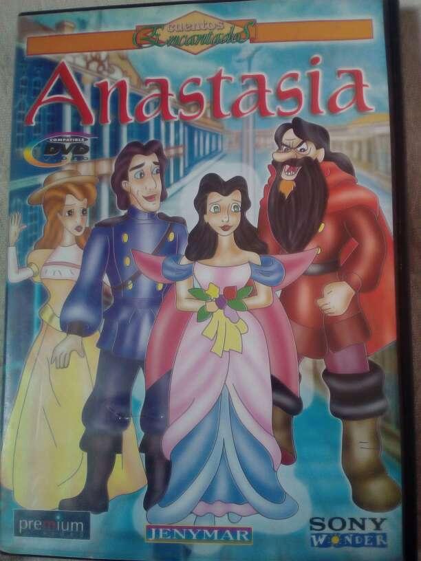 Imagen Anastasia - Película en DVD