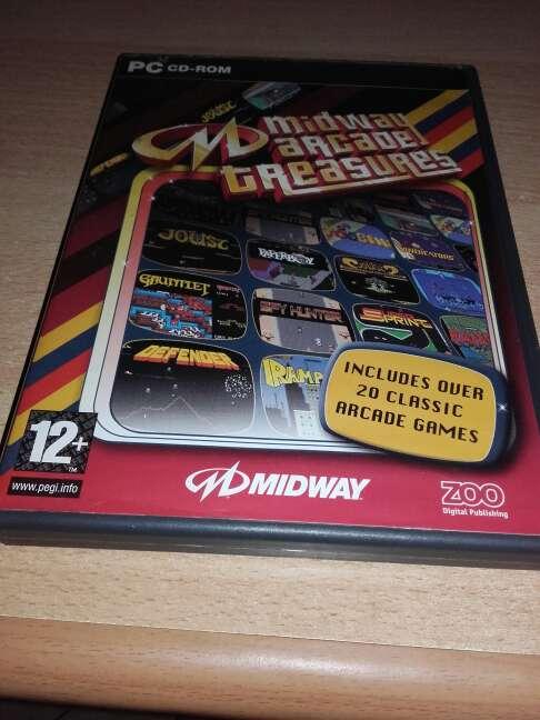 Imagen Midway arcade treasures   (atari)