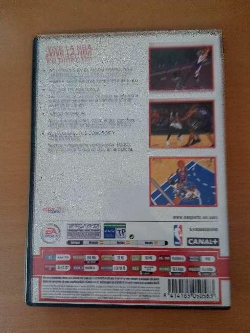 Imagen producto NBA live juego Pc 3