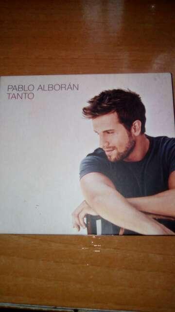 Imagen producto Pablo Alborán Tanto. 4