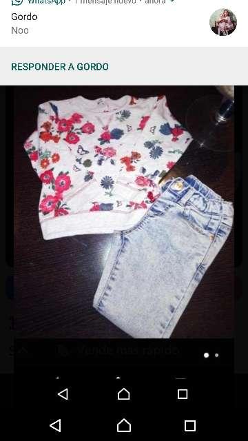 Imagen Sudadera y pantalon 12 a 18 meses