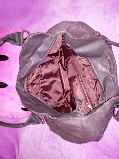 Imagen producto Bolso gris 4