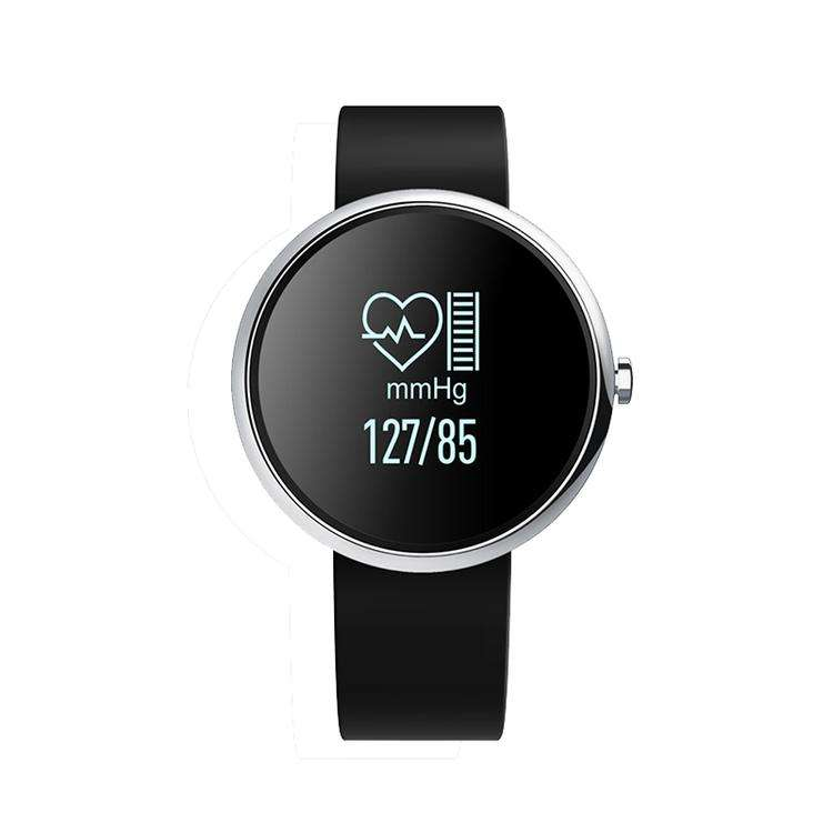 Imagen producto Smartwatch para iPhone y Android Bluetooth 4.0 con tensiómnetro 1