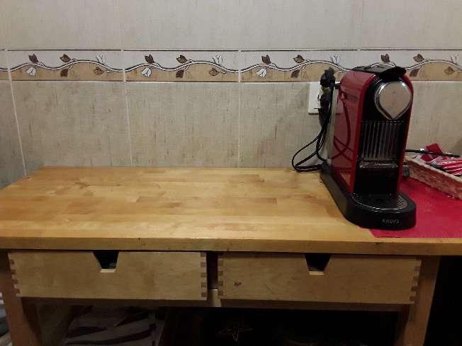 Imagen Mesa auxiliar cocina