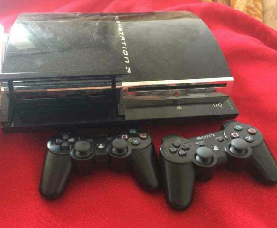 Imagen producto Playstation 3 1