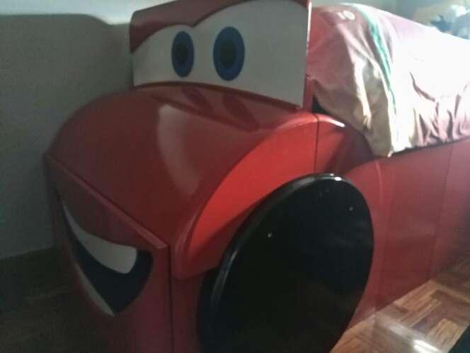Imagen producto Cama de Cars ( rayo McQueen) 2