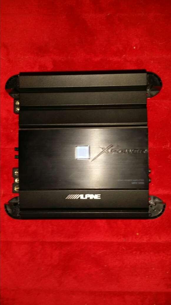 Imagen Amplificador Alpine M-55