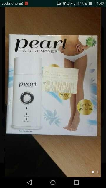 Imagen Depiladora Pearl Hair Remover