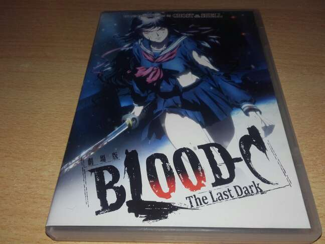 Imagen Blood, the last dark