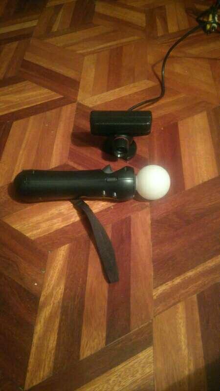 Imagen producto Ps3 -mando move, cámara y juegos 2