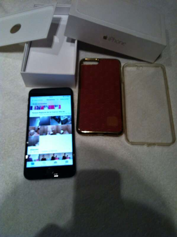 Imagen vendo iphone 7plus