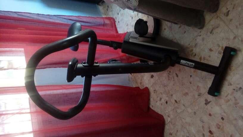 Imagen bicicleta negra