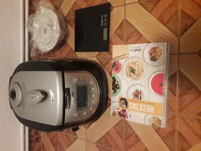 Imagen robot-cocina