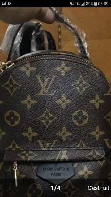 Imagen sac à dos Louis Vuitton
