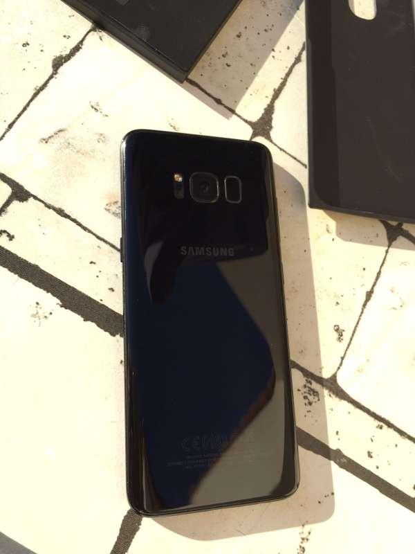 Imagen producto Samsung Galaxy S8 64GB 4