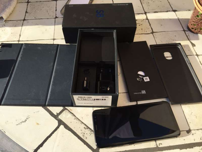 Imagen producto Samsung Galaxy S8 64GB 2