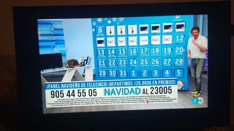 Imagen television samsung 42