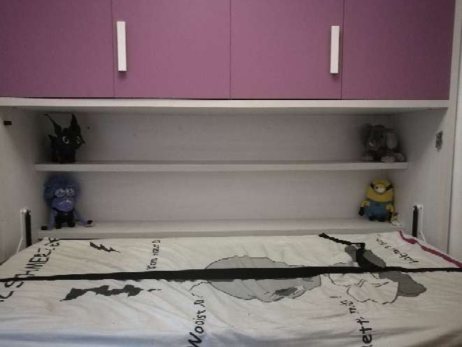Imagen producto Habitación juvenil cama abatible 2