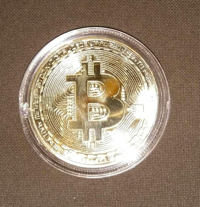 Imagen producto Nueva moneda bitcoin  2